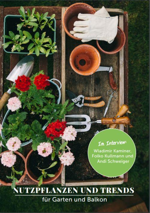 Trends für Garten und Balkon